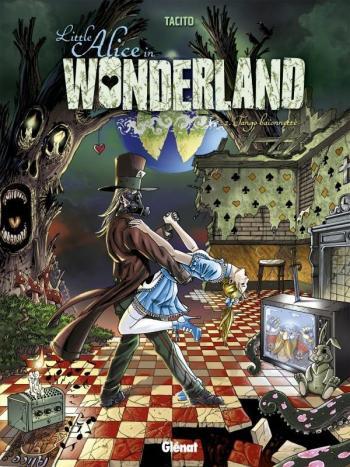 Couverture de l'album Little Alice in Wonderland - 2. Tango Baïonnette