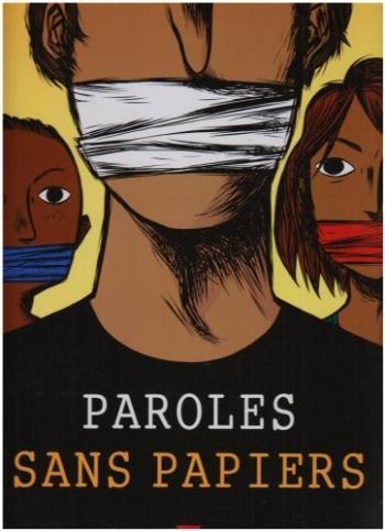 Couverture de l'album Paroles sans papiers (One-shot)
