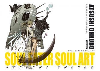 Couverture de l'album Soul Eater - HS. Soul Eater - Soul Art