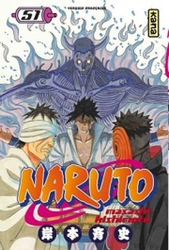 Couverture de l'album Naruto - 51. Tome 51