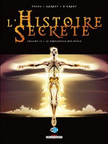 Couverture de l'album L'Histoire secrète - 13. Le crépuscule des dieux