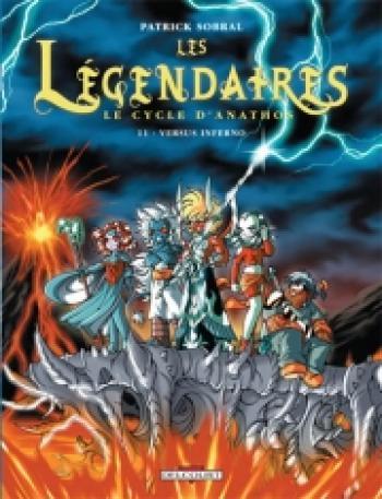 Couverture de l'album Les Légendaires - 11. Versus inferno
