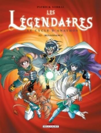 Couverture de l'album Les Légendaires - 12. Renaissance