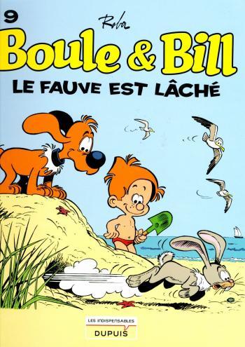 Couverture de l'album Boule & Bill (dès 2000) - 9. Le fauve est lâché