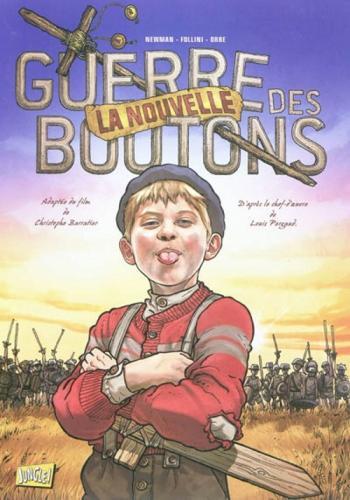 Couverture de l'album La nouvelle guerre des boutons (One-shot)