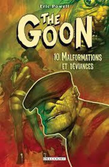 Couverture de l'album The Goon - 10. Malformations et déviances