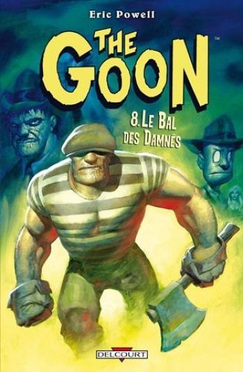 Couverture de l'album The Goon - 8. Le bal des damnés