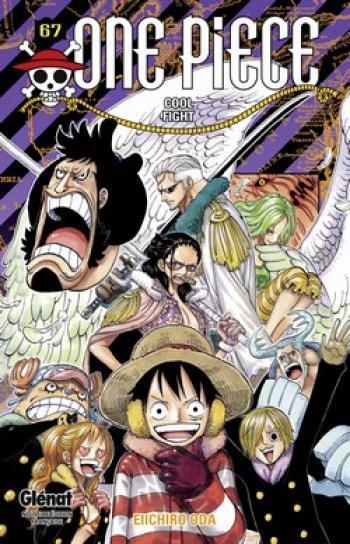 Couverture de l'album One Piece - 67. Cool fight