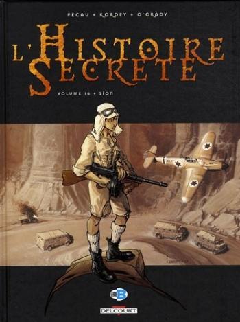 Couverture de l'album L'Histoire secrète - 16. Sion