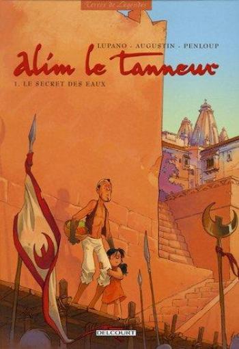 Couverture de l'album Alim le tanneur - 1. Le secret des eaux