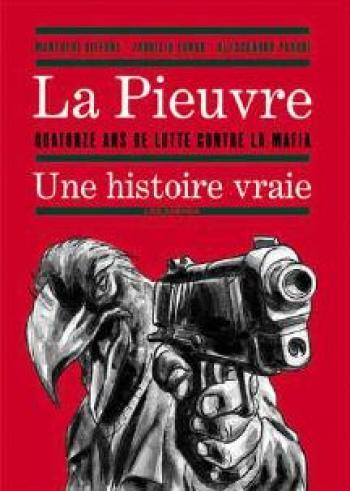 Couverture de l'album La Pieuvre (One-shot)