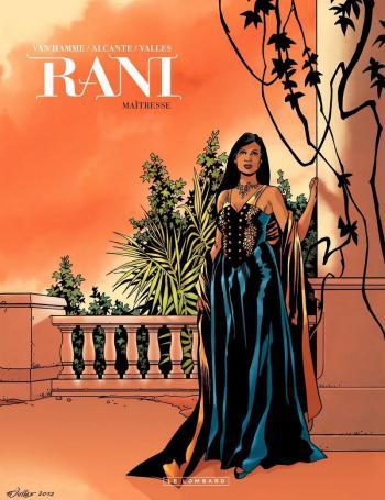 Couverture de l'album Rani - 4. Maîtresse