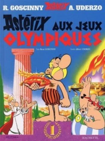 Couverture de l'album Astérix - 12. Astérix aux jeux Olympiques