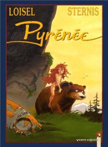Couverture de l'album Pyrénée (One-shot)