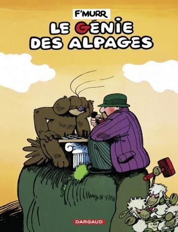 Couverture de l'album Le Génie des alpages - 1. Le génie des alpages