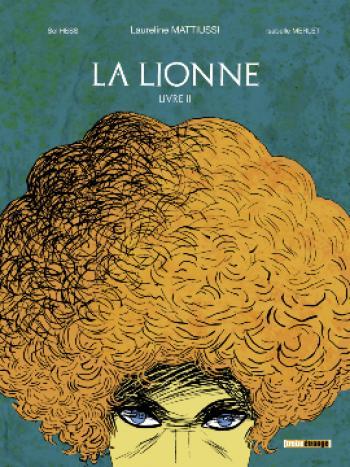 Couverture de l'album La Lionne - 2. Livre II