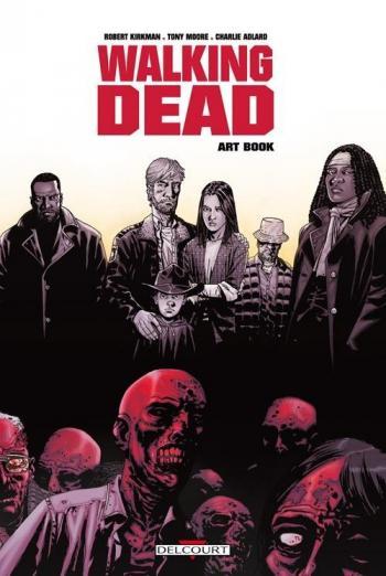 Couverture de l'album Walking Dead - HS. Walking Dead - Art Book