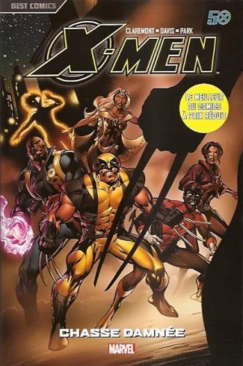 Couverture de l'album X-Men (Best Comics) - 4. Chasse damnée