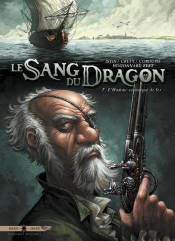 Couverture de l'album Le Sang du dragon - 7. L'Homme au masque de fer