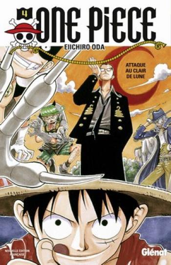 Couverture de l'album One Piece - 4. Attaque au clair de lune