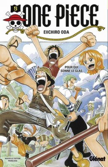 Couverture de l'album One Piece - 5. Pour qui sonne le glas