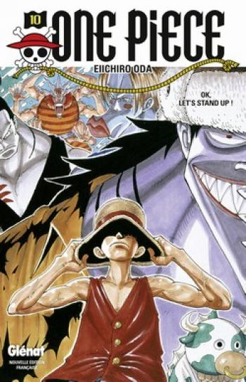 Couverture de l'album One Piece - 10. Ok, Let's Stand up