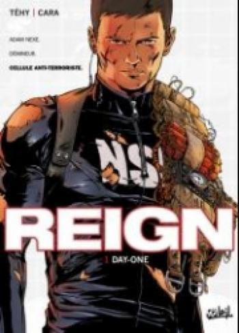 Couverture de l'album Reign - 1. Day-One