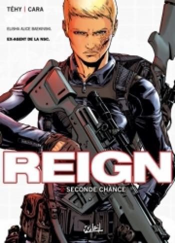 Couverture de l'album Reign - 2. Seconde chance