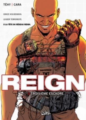 Couverture de l'album Reign - 3. Troisième escadre