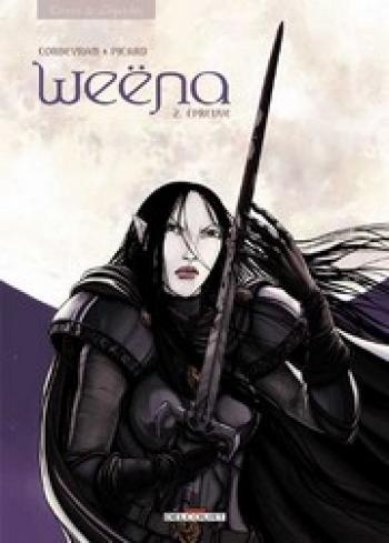 Couverture de l'album Weëna - 2. Epreuve