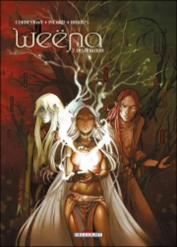 Couverture de l'album Weëna - 7. Destination
