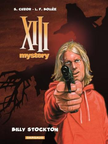 Couverture de l'album XIII Mystery - 6. Billy Stockton