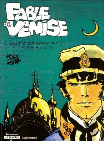 Couverture de l'album Corto Maltese - 7. Fable de Venise