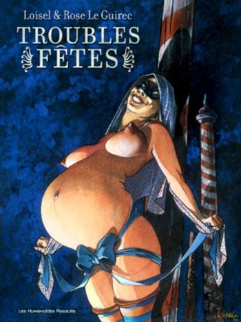 Couverture de l'album Troubles Fêtes (One-shot)