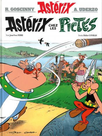 Couverture de l'album Astérix - 35. Astérix chez les Pictes