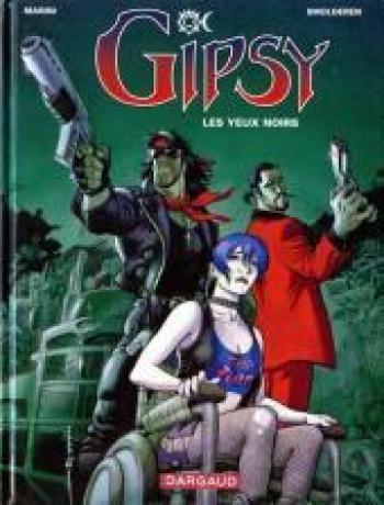 Couverture de l'album Gipsy - 4. Les Yeux noirs