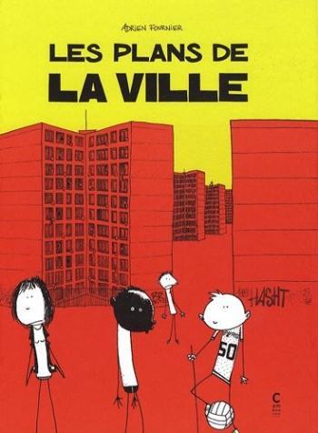 Couverture de l'album Les plans de la ville (One-shot)