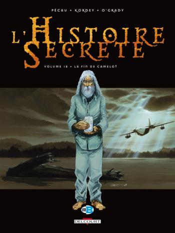 Couverture de l'album L'Histoire secrète - 18. La fin de Camelot