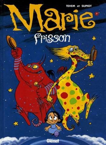Couverture de l'album Marie Frisson - 7. Nuit magique