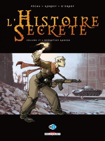 Couverture de l'album L'Histoire secrète - 17. Opération Kadesh