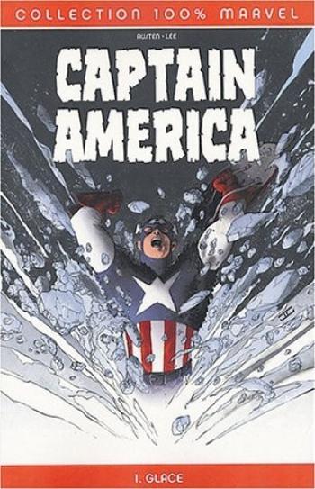Couverture de l'album Captain America (100 % Marvel) - 1. Glace