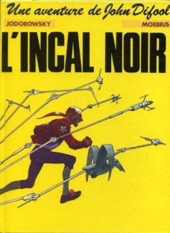 Couverture de l'album L'Incal - 1. L'Incal Noir