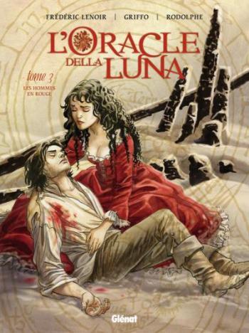 Couverture de l'album L'Oracle della luna - 3. Les Hommes en rouge