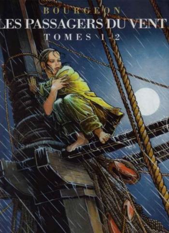 Couverture de l'album Les Passagers du vent - INT. Tomes 1 et 2