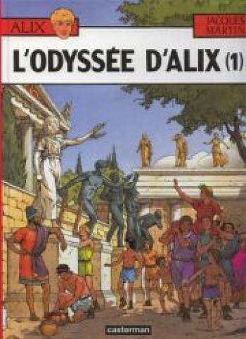 Couverture de l'album L'Odyssée d'Alix - 1. Tome 1