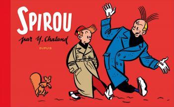 Couverture de l'album Spirou et Fantasio - HS. Spirou par Chaland - Tome 1