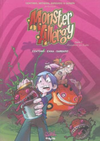 Couverture de l'album Monster Allergy - 7. Monstres en boîte