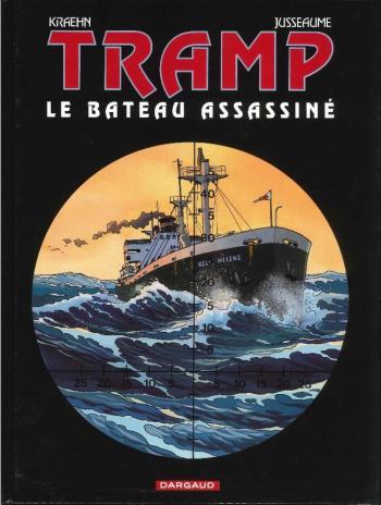 Couverture de l'album Tramp - 3. Le Bateau assassiné