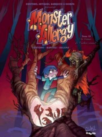 Couverture de l'album Monster Allergy - 10. Au coeur de l'arbre creux