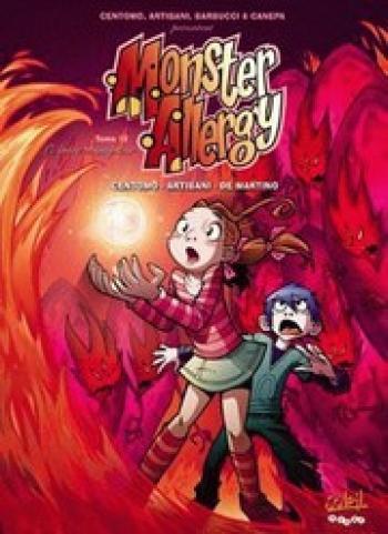 Couverture de l'album Monster Allergy - 12. L'autre dompteur